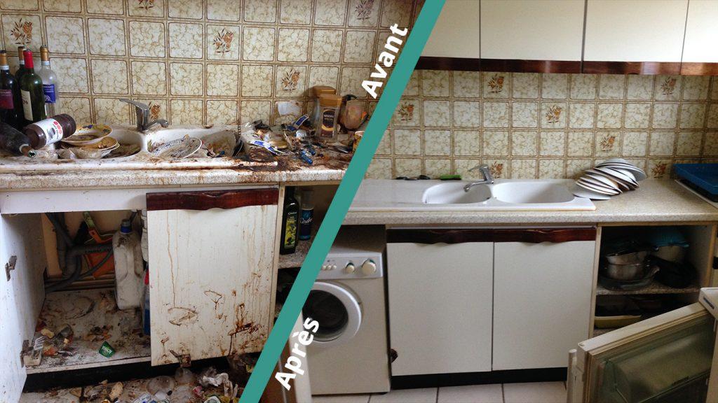 nettoyage et désinfection de maison sur Royan