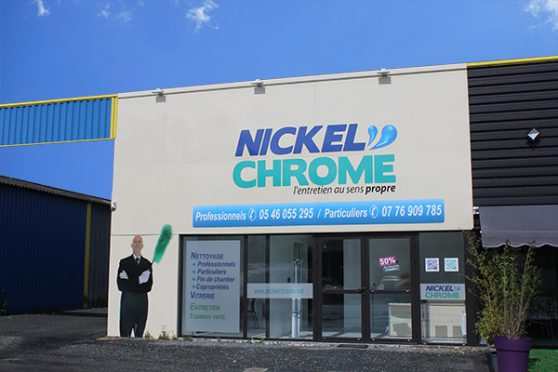 Nickel Chrome Royan
